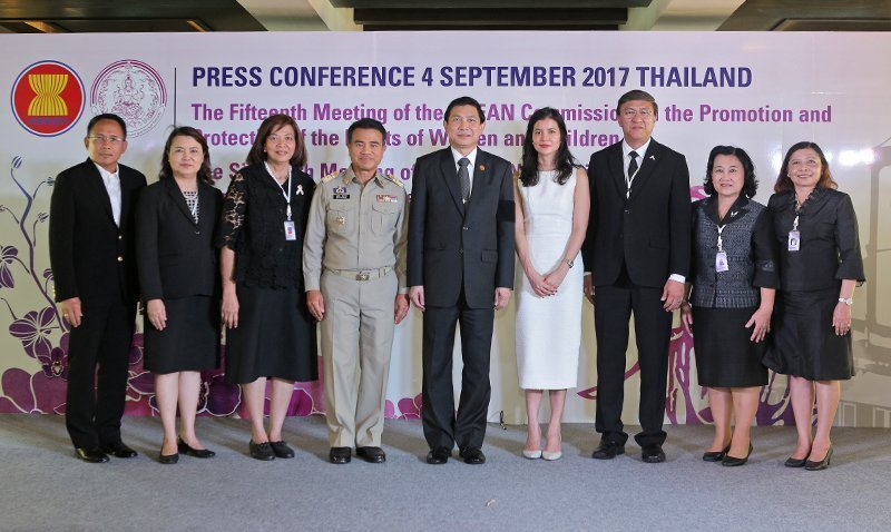 Thailand will host the ACWC – ACW and the ACW +3 Meetings in Phuket