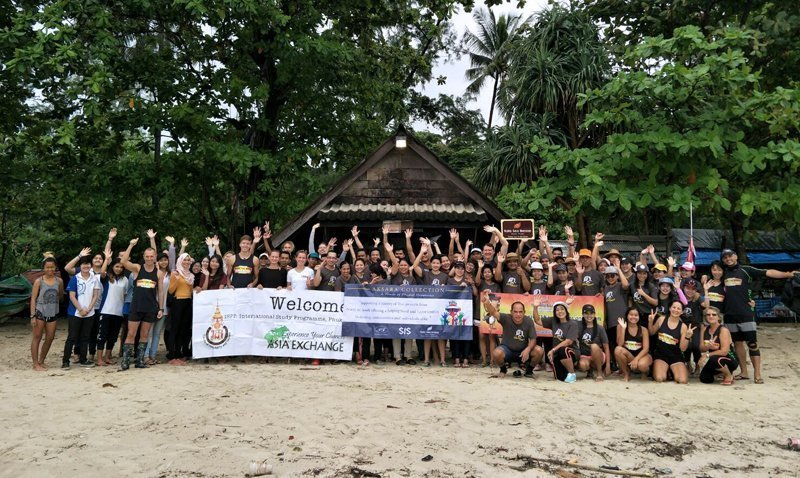 Kata Beach Clean-Up to celebrate the World Clean-Up Day