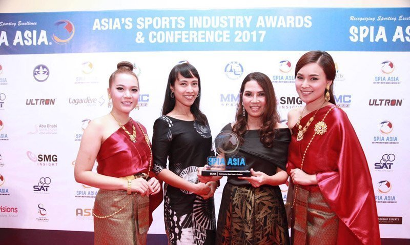 "Laguna Phuket Triathlon Named ""Best Amateur Sports Event of the Year in Thailand"""