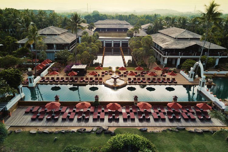 JW Marriott Phuket Resort & Spa Named Favorite Hotel in Asia by Condé Nast Traveler India, Readers' Choice Award 2017