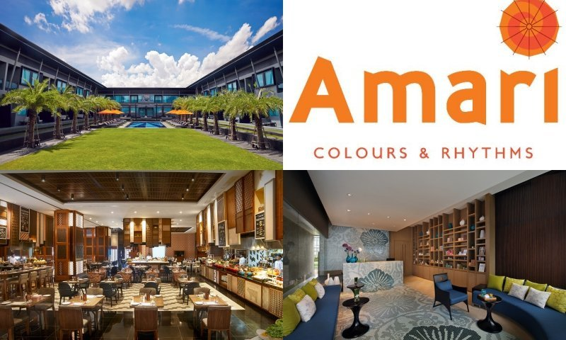 Start the new year on the right note with a refreshing retreat at Amari