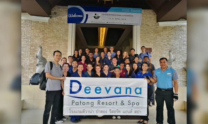 Dental Volunteers – Deevana patong resort & spa