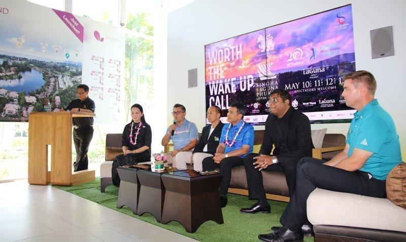 Phuket Ready to Host Singha Laguna Phuket Open 2018 This May