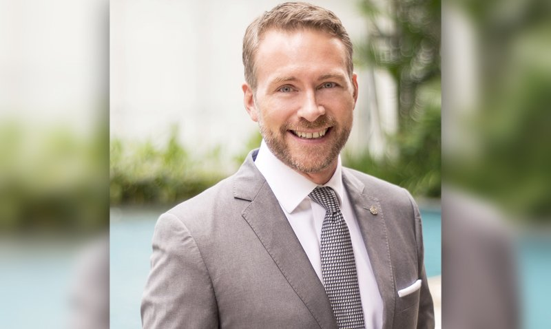 JW Marriott Phuket Announces The Appointment of New General Manager – Matthias Y. Sutter