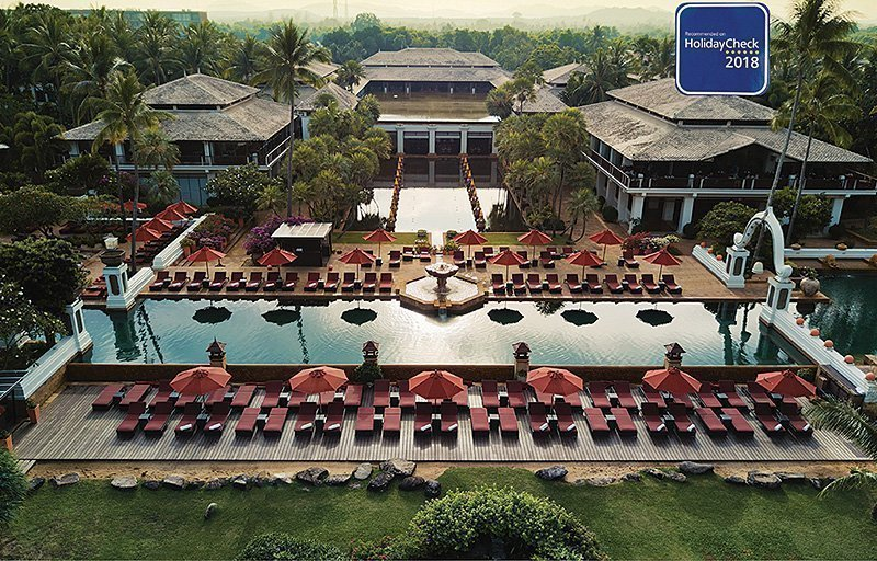 JW Marriott Phuket Resort & Spa Guest's Satisfaction 2018 Award
