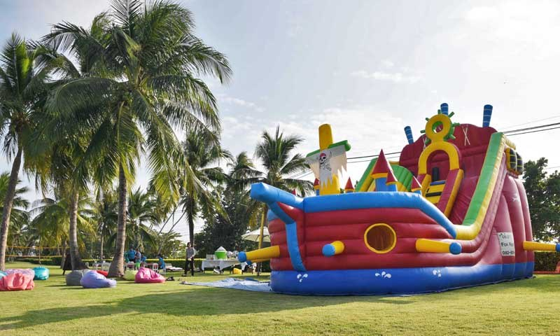 Sofitel Krabi Hosts Brunch Family Day with Jumping Castle, Frozen Show, and Special Room Promotion