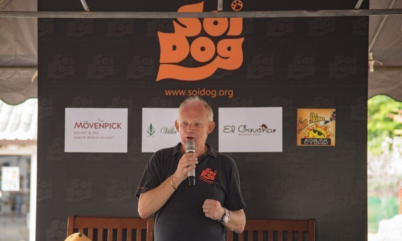 Talk and Tour at Soi Dog as a part of 'Snap for Stray'