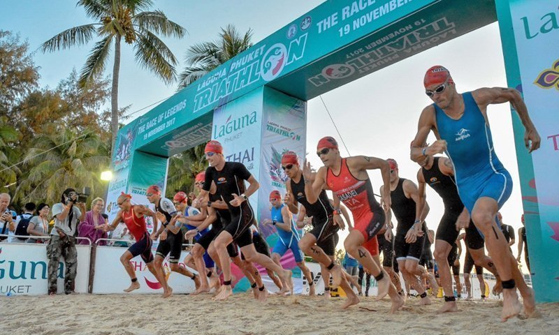 "Laguna Phuket Invites All to ""Laguna Phuket Triathlon Expo 2018"" in Bangkok"