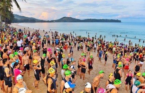 Phuket Ready to Celebrate 25th Laguna Phuket Triathlon This November