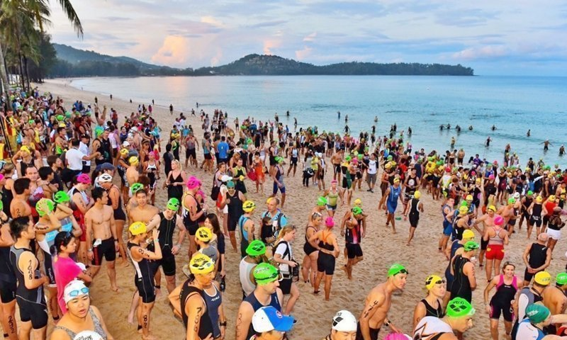 Phuket Ready to Celebrate 25th Laguna Phuket Triathlon This November