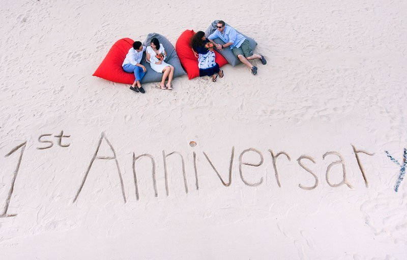 """Phuket Marriott Resort and Spa, Nai Yang Beach welcomes back """"Dream Wedding"""" couples for first anniversaries"""