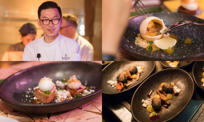 "Tantalize Your Taste Buds: ""Thai Tapas with the Modern Twist"""