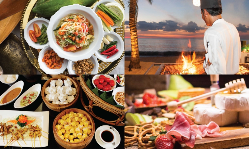 Theme Night Buffet, Dusit Thani Laguna Phuket