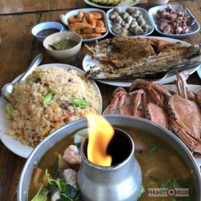 экскурсии на пхукете с обедом из морепродуктов
