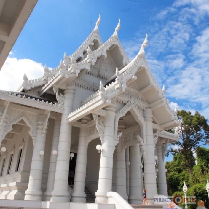 экскурсия в белый храм с Пхукета