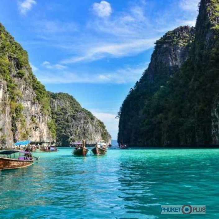 экскурсия на острова пхи пхи на скоростной лодке с русским гидом