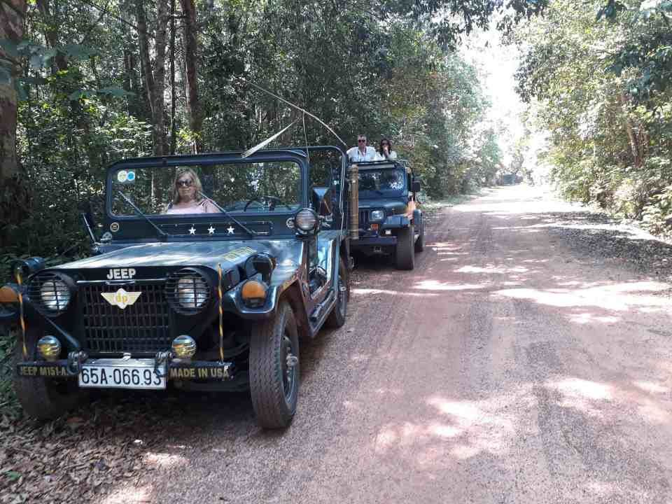 Jeep tour Phu Quoc - things to do in Phu Quoc