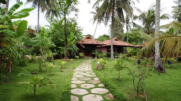 Thanh Kiều resort nổi bật với thiết kế đơn sơ, bình dị - Đi Phú Quốc nên ở khách sạn nào đẹp và chất lượng