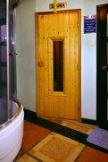 Buồng Sauna Phòng VIP Trung Quốc dịch vụ massage khách sạn Phú Thọ quận 11