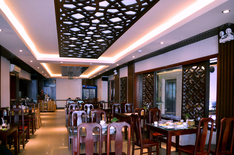 không gian nhà hàng khách sạn Phú Thọ