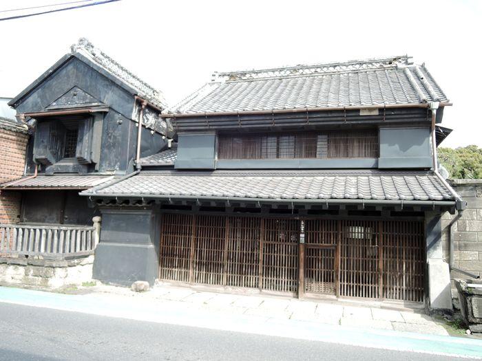 小泉氏住宅(外観)