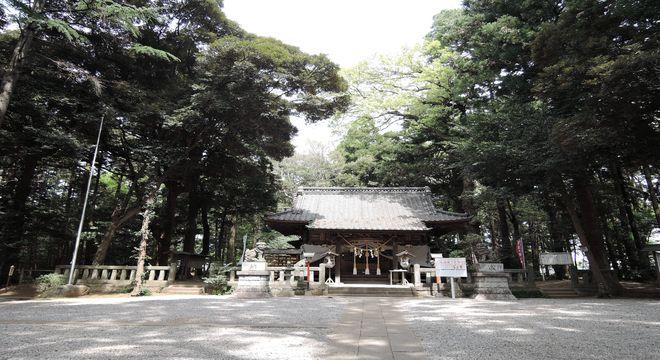 真々田八幡宮