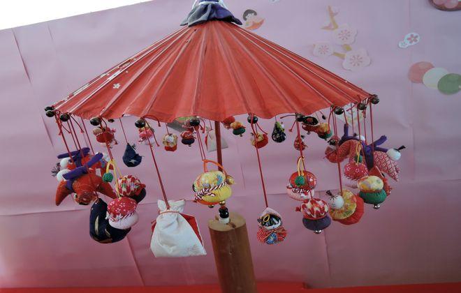 傘飾り(ねがい雛)