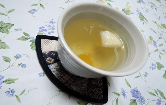 ズ生姜酢の水割り