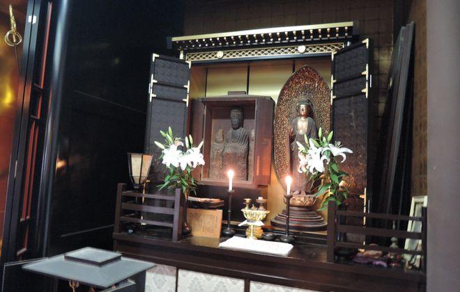 円空仏|安国寺