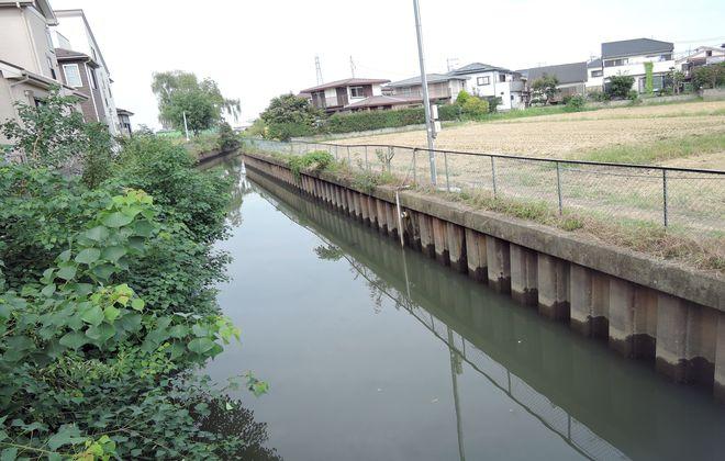 七左衛門川