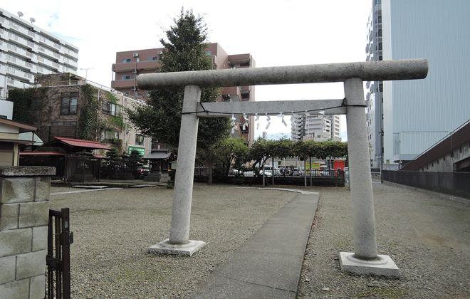 粕壁神明社
