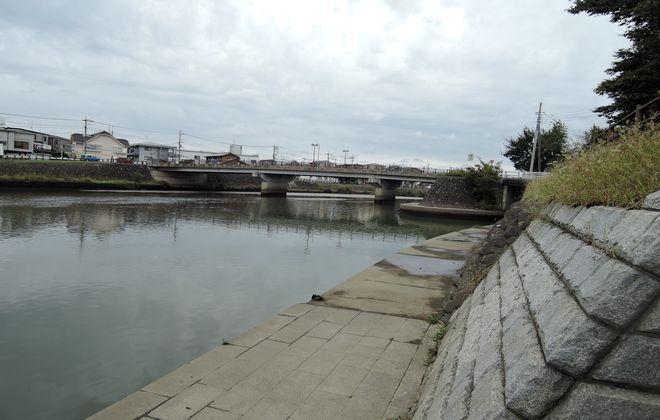 藤助河岸跡|綾瀬川左岸