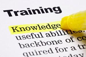 Training defn