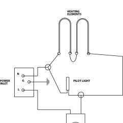 3 Phase Electric Water Heater Wiring Diagram Wire For 7 Pin Trailer Plug A Heating Element Free Engine Image