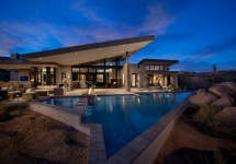 Contemporary Modern Desert Homes