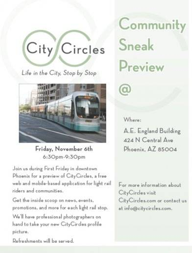 CityCircles