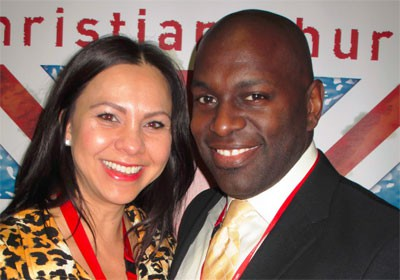 """Michael & Michele Williamson are the Lord's """"servant leaders"""" in our incredible London Church!"""