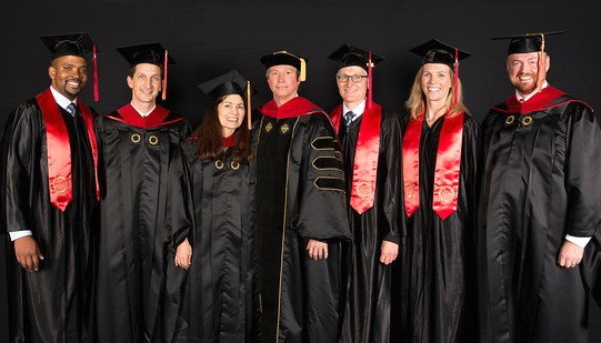 The ICCM faculty and board of regents in 2013! (L-R Andrew Smellie, Chris Adams, Elena McKean, Kip McKean, Michael Kirchner, Helen Sullivan, and Tim Kernan)