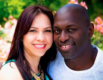 MICHAEL & MICHELE WILLIAMSON!