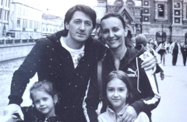 In 2009, the Sirotkin Family visited St. Petersburg!