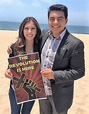 Alfredo & Karen are pleading with you to register for the 2016 GLC and join the REVOLUTION!