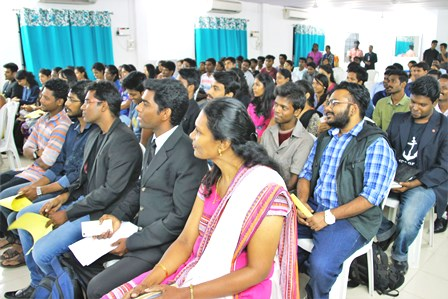 The hugely popular - Chennai Campus Chronicles!