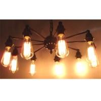 Edison Track Lighting | Lighting Ideas