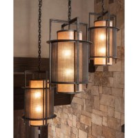 Antique Mica and Mesh Iron Pendant Lighting 13005 : Browse ...