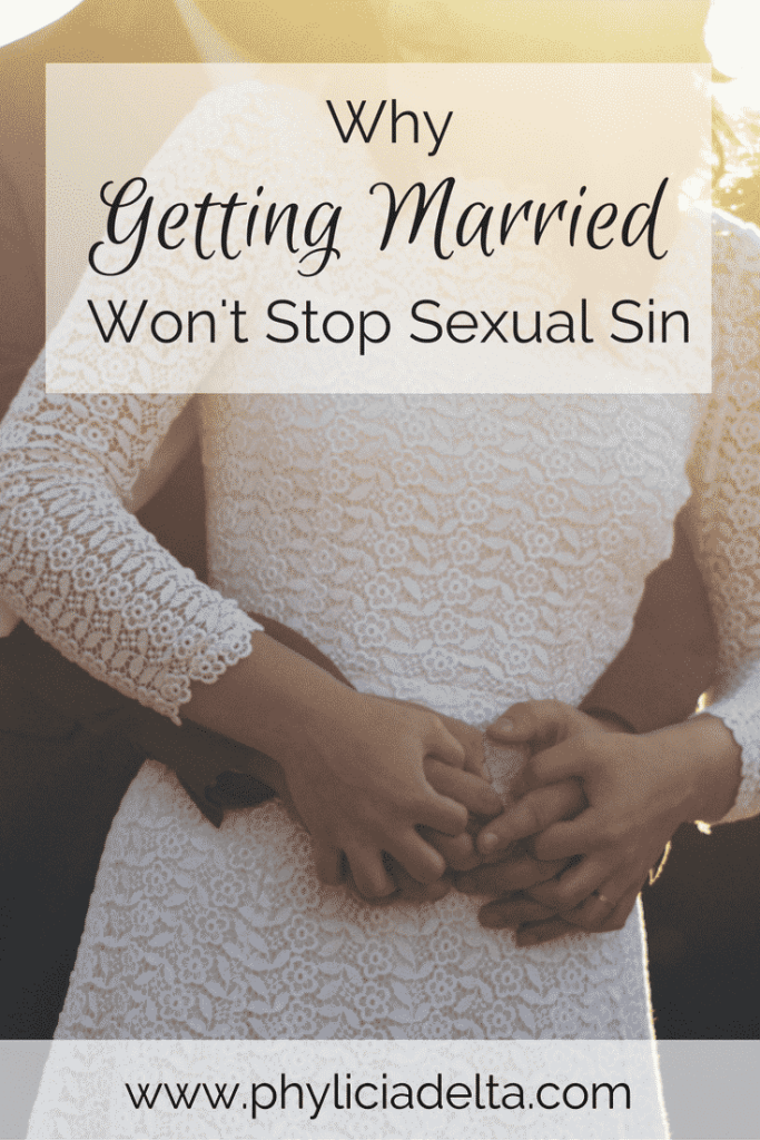 """Impure hearts result in impure bodies, and no amount of marital """"holy sex"""" makes up for a lifestyle of sin."""