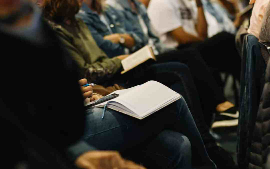 How Not to Host a Bible Study