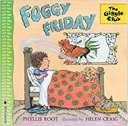 FOGGY FRIDAY by Phyllis Root