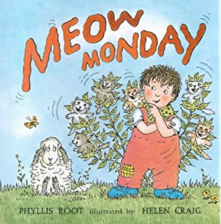 MEOW MONDAY by Phyllis Root