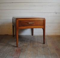 Mid Century Modern Lane End Table / Nightstand | Phylum ...