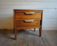 Mid Century Modern Nightstand | Phylum Furniture